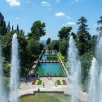 Tivoli - Villa d Este - Italy