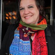 NLD/Amsterdam/20120508 - Afscheid John Lukken van Beau Monde, Xandra Brood - Janssen