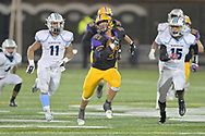 Avon vs. Benedictine varsity football at Byers Field in Parma on November 15, 2019. Image © David Richard and may not be copied, posted, published or printed without permission.