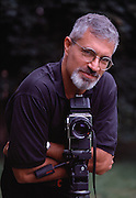 Louie Psihoyos, Photographer and author of Hunting Dinosaurs.