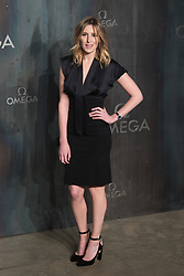 Tate Modern, London, April 26th 2017. Laura Carmichael arrives at the Tate Modern in London for the 'Lost In Space' 60th anniversary event for the Omega Speedmaster watch.
