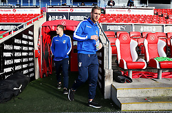 Bristol Rovers players arrive at Highbury Stadium - Mandatory by-line: Matt McNulty/JMP - 14/01/2017 - FOOTBALL - Highbury Stadium - Fleetwood, England - Fleetwood Town v Bristol Rovers - Sky Bet League One