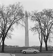 9969-D08. Washington Monument, Washington, DC, March 24-April 1, 1957