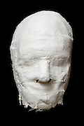 mask of plaster