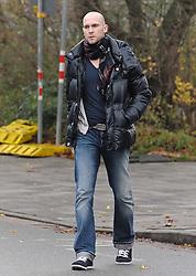 21.11.2010, Trainingsgelaende Werder Bremen, Bremen, GER, 1. FBL, Training Werder Bremen, im Bild Christian Vander (Bremen #33)   EXPA Pictures © 2010, PhotoCredit: EXPA/ nph/  Frisch****** out ouf GER ******