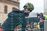 Adam Yates during the UCI World Tour, Tirreno-Adriatico 2018, Stage 5, Castelraimondo to Filottrano, in Italy, on March 11, 2018 - Photo Laurent Lairys / ProSportsImages / DPPI
