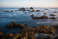 Rugged coastline, Salt Point state park, Sonoma county, California