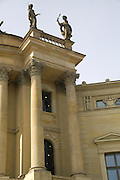 Details of the Alte Nationalgalerie, (Old National Gallery) Berlin, Germany