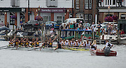 Henley. Great Britain.  Ladies Challenge Plate [Berks] University of California, Berkeley, USA. vs Leander Club.  175th  Henley Royal Regatta, Henley Reach. England. 11:37:35  Sunday  06/07/2014. [Mandatory Credit; Peter Spurrier/Intersport-images]