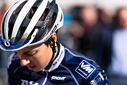 Séverine Eraud (Poitou Charentes Futuroscope - Flèche Wallonne Femmes - a 137km road race from starting and finishing in Huy on April 20, 2016 in Liege, Belgium.
