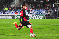 Anthony Soubervie - 21.01.2015 - Boulogne / Grenoble - Coupe de France<br />Photo : Philippe le Brech / Icon Sport