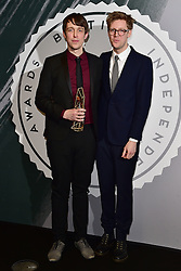 Peter Middleton and James Spinney bei den British Independent Film Awards in London / 041216<br /> <br /> <br /> *** at the British Independent Film Awards in London on December 4th, 2016 ***