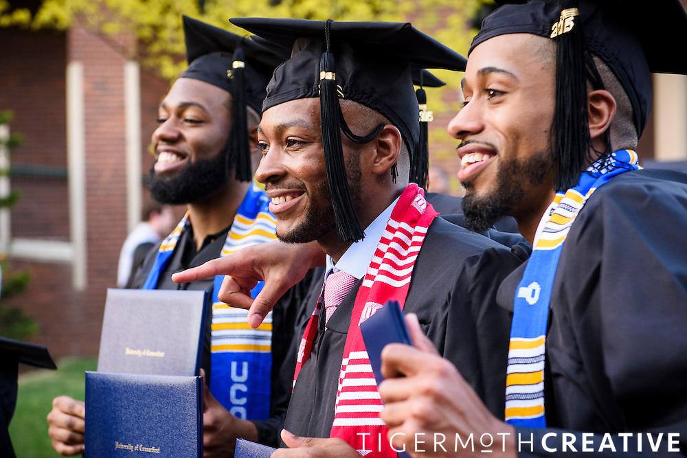 Student Profile: Ke'Von Miles after graduation.
