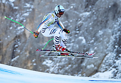 16.12.2016, Saslong, St. Christina, ITA, FIS Ski Weltcup, Groeden, Super G, Herren, im Bild Andreas Sander (GER) // Andreas Sander of Germany in action during men's SuperG of FIS Ski Alpine World Cup at the Saslong race course in St. Christina, Italy on 2016/12/16. EXPA Pictures © 2016, PhotoCredit: EXPA/ Johann Groder