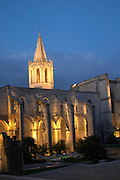 saint martial temple avignon rhone france