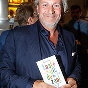 NLD/Amsterdam/20150604 - Boekpresentatie advocaat Mark Teurlings, met zijn boek