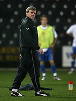 Photo: Paul Thomas.<br /> Notts County v Hereford United. Coca Cola League 2. 22/12/2006.<br /> <br /> Graham Turner, Hereford manager.