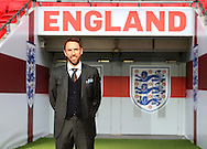 England Gareth Southgate looks on during his press conference at Wembley Stadium, London. Picture date December 1st, 2016 Pic David Klein/Sportimage