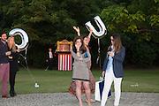 JASMINE DELLAL, CHARLES FINCH'S CHUCS SWIMATHON 2013, SERPENTINE, Hyde Park, London. 4 July 2013.