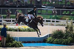 Veniss Pedro, BRA, Quabri de L Isle<br /> Olympic Games Rio 2016<br /> © Hippo Foto - Dirk Caremans<br /> 19/08/16