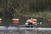 Caversham. Berkshire. UK<br /> James RICHARDS.<br /> 2016 GBRowing U23 Trials at the GBRowing Training base near Reading, Berkshire.<br /> <br /> Monday  11/04/2016 <br /> <br /> [Mandatory Credit; Peter SPURRIER/Intersport-images]