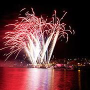 Queenstown Festival Opening Ceremony Firework Display