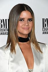 Maren Morris bei der Ankunft zu den <br /> BMI Country Awards in Nashville<br /> <br /> / 011116<br /> <br /> *** BMI Country Awards Arrivals in Nashville; November 1st, 2016 ***