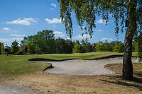 TILBURG -  Hole 5 De Blaak. PRISE D'EAU GOLF, golfbaan.  COPYRIGHT KOEN SUYK