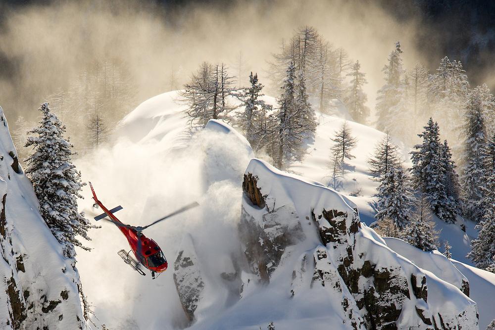 Avalanche rescue, Switzerland
