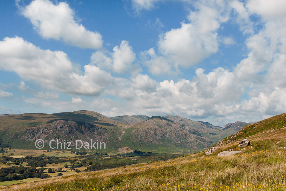 Detour a little further from the path junction for best views down into Lower Wasdale from Irton Fell