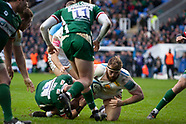 London Irish v Exeter Chiefs 050120