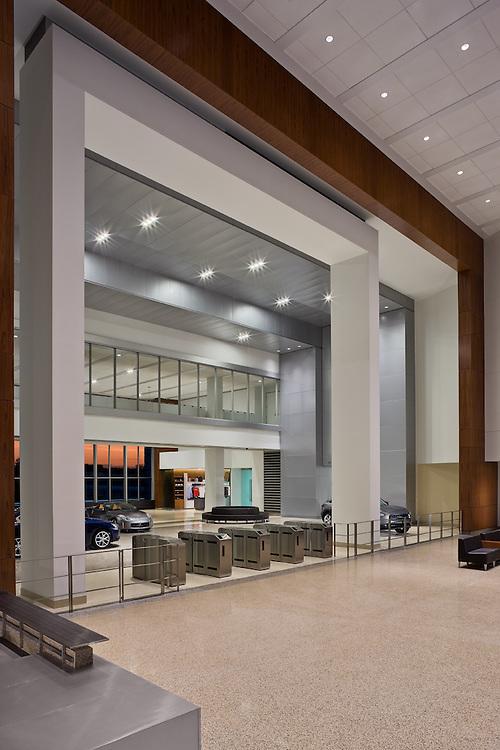 Nissan USA Headquarters Lobby 06 - Franklin, TN