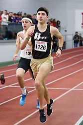 800, Bryant<br /> BU Terrier Indoor track meet