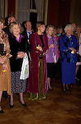 The Duchess of Norfolk, Book launch for ' Miles: a Portrait of the 17th Duke of Norfolk'. By Gerard Noel. the Throne Room, Archbishops House. Ambrosden Avenue. London SW1. ONE TIME USE ONLY - DO NOT ARCHIVE  © Copyright Photograph by Dafydd Jones 66 Stockwell Park Rd. London SW9 0DA Tel 020 7733 0108 www.dafjones.com