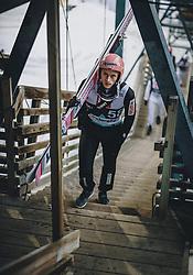 11.03.2020, Granasen, Trondheim, NOR, FIS Weltcup Skisprung, Raw Air, Trondheim, Herren, im Bild Dawid Kubacki (POL) // Dawid Kubacki of Poland during men's 3rd Stage of the Raw Air Series of FIS Ski Jumping World Cup at the Granasen in Trondheim, Norway on 2020/03/11. EXPA Pictures © 2020, PhotoCredit: EXPA/ JFK