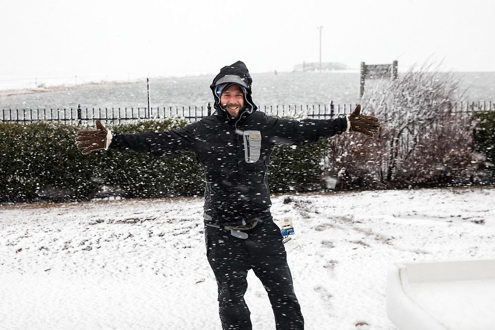 Winter Storm Grayson.