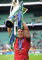 Rugby Union - 2020 / 2021 European Rugby Heineken Champions Cup - Final - Toulouse vs La Rochelle - Twickenham<br /> <br /> <br /> <br /> CreditCOLORSPORT/ANDREW COWIE
