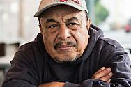 Hollywood Community Job Center.<br /> Ubaldo Hernandez, day laborer.