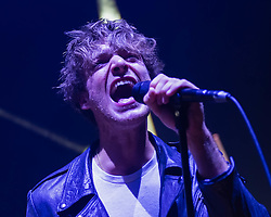 © Richard Isaac. 03/06/2014.   London,UK.  Paolo Nutini  performing live at The Roundhouse.  Paolo Nutini is a Scottish singer, songwriter and musician.  Paolo Nutini's debut album, These Streets, released in the UK in 2006, was certified 5 x platinum  by the British Phonographic Industry and the album remained in the charts for 196 weeks.  Paolo released is third studio album, Caustic Love, in April 2014 which has received extremely positive reviews.  Photo credit & Copyright : Richard Isaac.  www.richardisaac.co.uk www.facebook.com/richardisaacmusicphotography www.twitter.com/richardjisaac