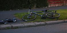 Cyclist Crash  Gosport