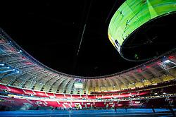 Último ensáio para a festa de reinauguração do estádio Beira Rio, que acontece no sábado, dia 05 de abril de 2014. FOTO: Vinícius Costa/ Agência Preview