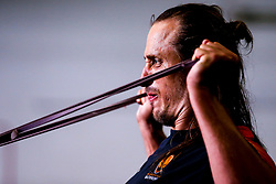 Anton Bresler of Worcester Warriors during preseason training ahead of the 2019/20 Gallagher Premiership Rugby season - Mandatory by-line: Robbie Stephenson/JMP - 06/08/2019 - RUGBY - Sixways Stadium - Worcester, England - Worcester Warriors Preseason Training 2019