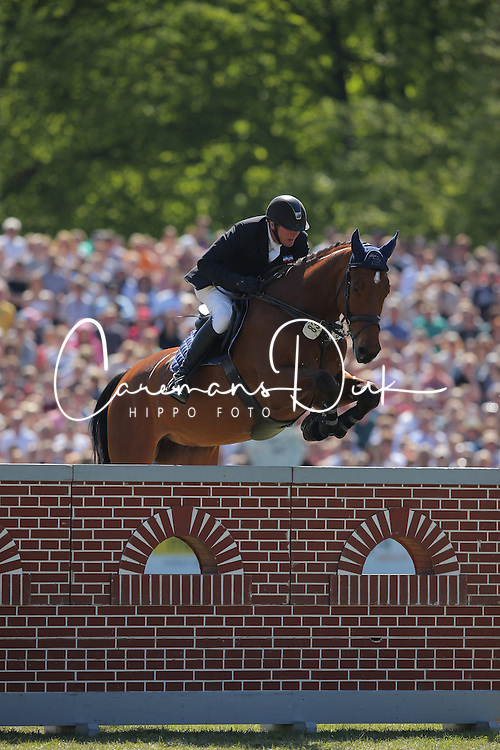 Voss Thomas, (GER), Chando<br /> German Jumping Derby<br /> Hamburg - Hamburger Derby 2016<br /> © Hippo Foto - Stefan Lafrentz