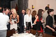 SHAREEN TAYEB, Aby Rosen & Samantha Boardman Dinner at Solea,Collins ave,  Miami Beach. 2 December 2010. -DO NOT ARCHIVE-© Copyright Photograph by Dafydd Jones. 248 Clapham Rd. London SW9 0PZ. Tel 0207 820 0771. www.dafjones.com.