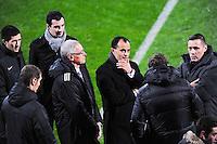 Said ENNJIMI  - 04.12.2014 - Lyon / Reims - 16eme journee de Ligue 1  <br /> Photo : Jean Paul Thomas / Icon Sport