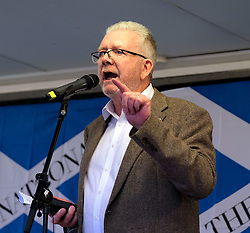 Independence Rally, Glasgow, Saturday 2nd November 2019<br /> <br /> Pictured: Michael Russell MSP<br /> <br /> Alex Todd | Edinburgh Elite media