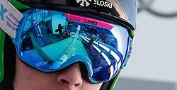 29.12.2015, Schattenbergschanze, Oberstdorf, GER, FIS Weltcup Ski Sprung, Vierschanzentournee, Probedurchgang, im Bild Domen Prevc (SLO) // Domen Prevc of Slovenia during his Trial Jump for the Four Hills Tournament of FIS Ski Jumping World Cup at the Schattenbergschanze, Oberstdorf, Germany on 2015/12/29. EXPA Pictures © 2015, PhotoCredit: EXPA/ Peter Rinderer