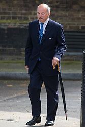 Downing Street, London, May 12th 2015. The all-conservatives Cabinet ministers gather for their first official meeting at Downing Street. PICTURED: <br /> Government Whip <br /> Lord Gardiner