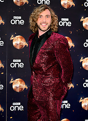 Sean Walsh at the launch of Strictly Come Dancing 2018 held at The Broadcasting House, London.