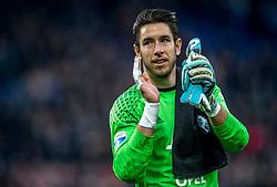 25-02-2017 NED: Feyenoord - PSV, Rotterdam<br /> 24e speelronde van seizoen 2016-2017, De Kuip / Brad Jones #25